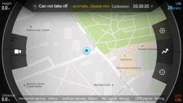 Xiaomi MiDrone android aplikace (18)