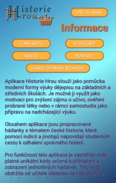 Zpátky do školy –  historie hrou 3
