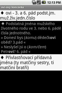 Zpátky do školy –  poučky z českého pravopisu 2