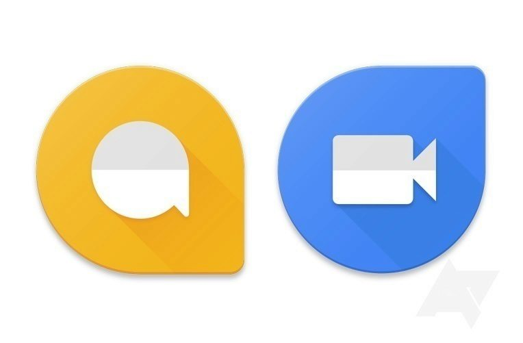 Google Allo a Duo