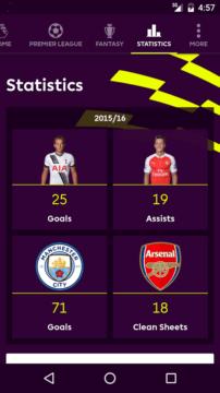 android-aplikace-fotbal