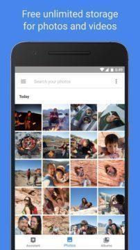 Fotky Google: automatické zálohování