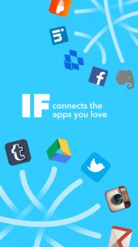 IFTTT propojuje služby
