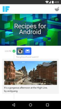 Aplikace pro Android