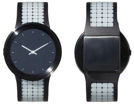 Sony FES Watch U v černé variantě