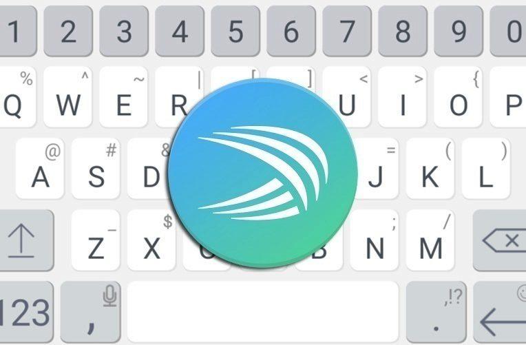 aktualizace pro Swiftkey