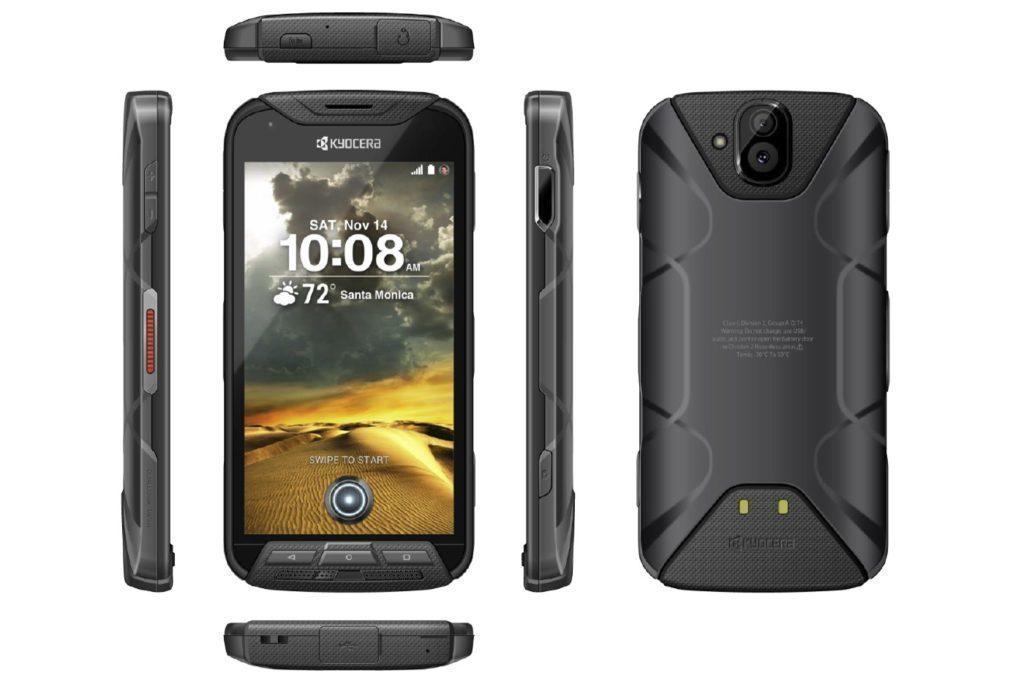 Kyocera DuraForce Pro: první chytrý mobil s akční kamerou