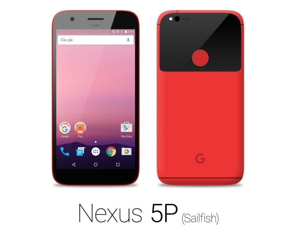 Takto možná bude vypadat Nexus Sailfish. Poslechněte si jeho vyzvánění a oznamovací tóny