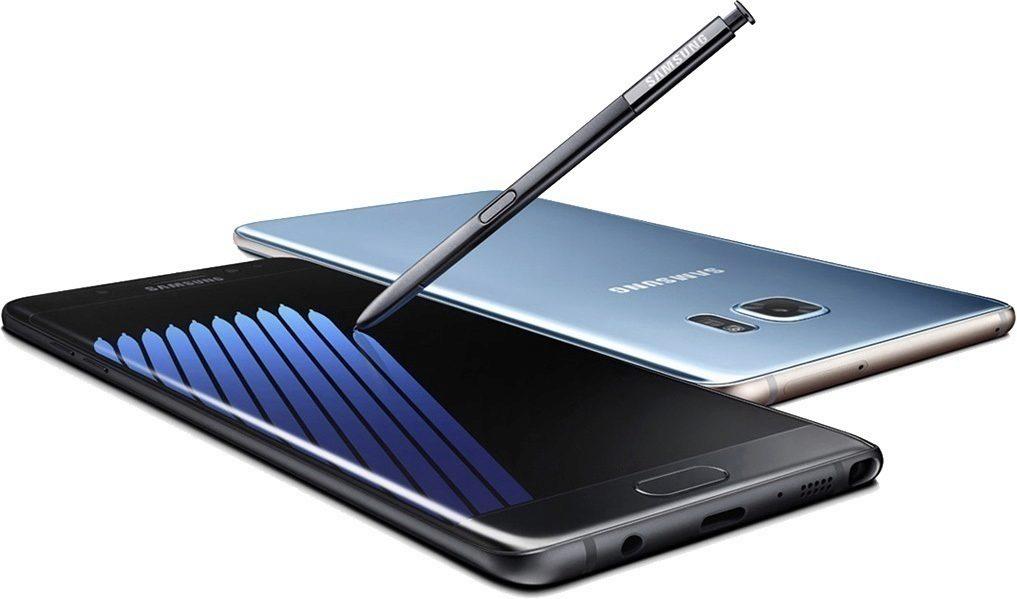 U nás se Galaxy Note 7 prodává se 64 GB paměti a 4 GB RAM