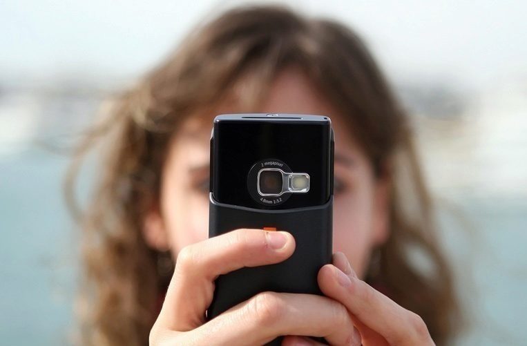 prvni telefon s fotoaparatem na svete