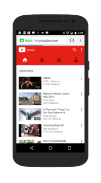 Chrome 52 má přinést zlepšení práce s videem