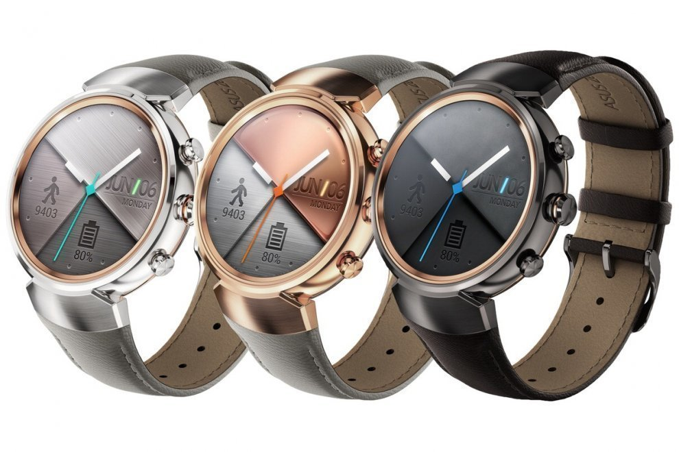 Asus ZenWatch 3: jediné s Android Wear