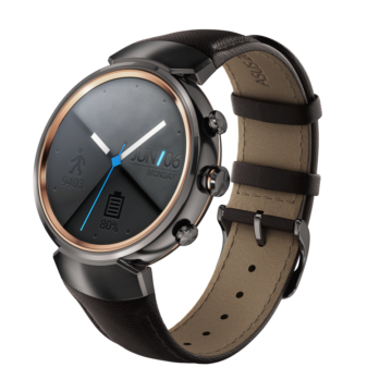 Asus ZenWatch 3 – black