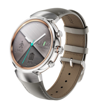 Asus ZenWatch 3 – silver