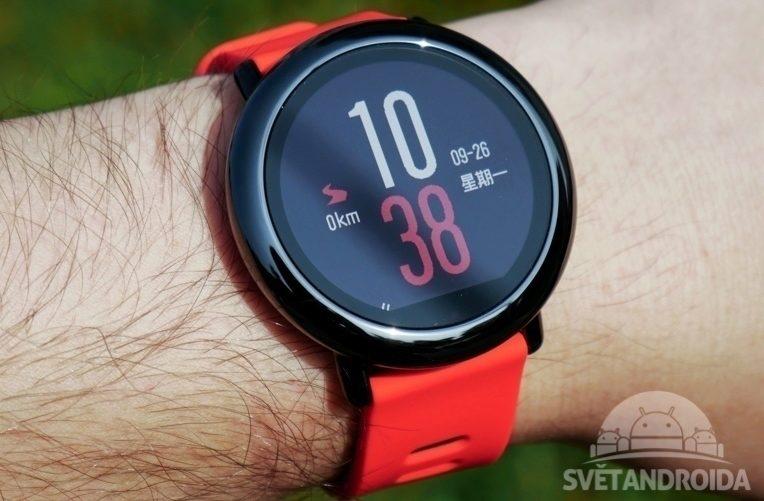 78d832c1214 Chytré hodinky Xiaomi Huami Amazfit  O výhře rozhodne až čas (recenze)