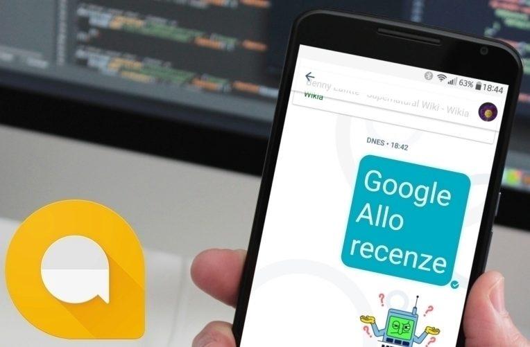 google-allo-recenze