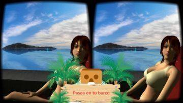 google cardboard holiday-with-girl-2