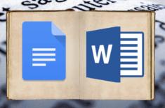 Dokumenty Google vs Microsoft Word Online