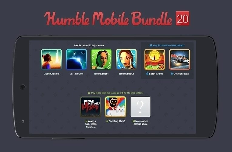 Humble Bundle 20 – náhleďák