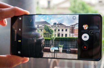 Jak fotí Samsung Galaxy Note7