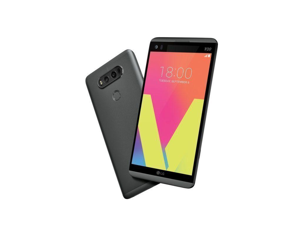 LG V20 oficiálně představen