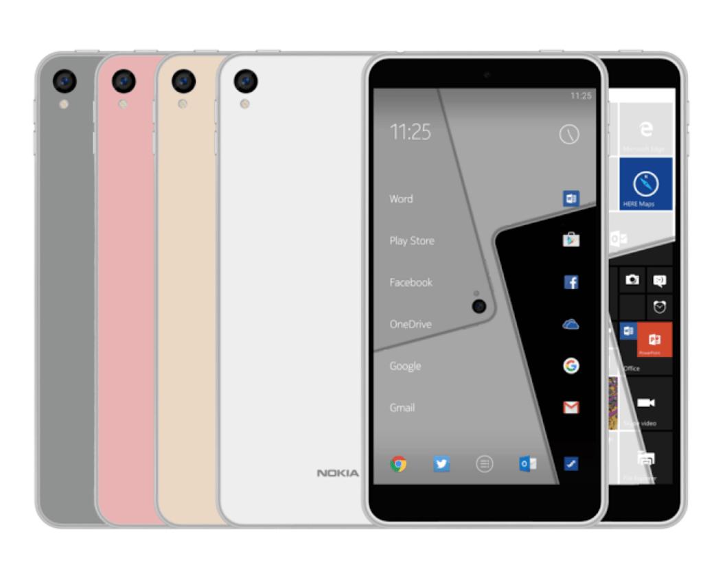 Nokia s Androidem