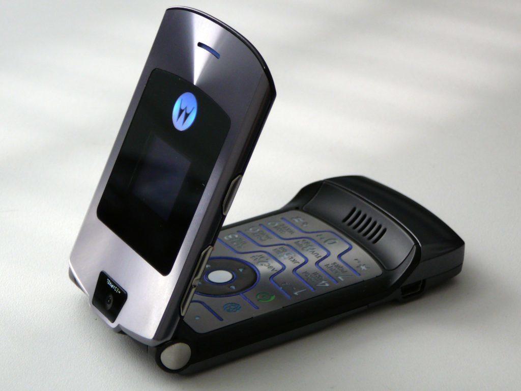 Motorola RAZR (Autor: OptoScalpel)