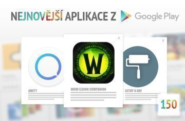 NEJNOVEJSI aplikace z google play