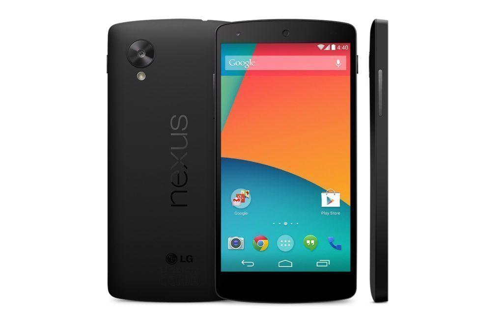 Nexus 5 Android 7.0 oficiálně nedostal