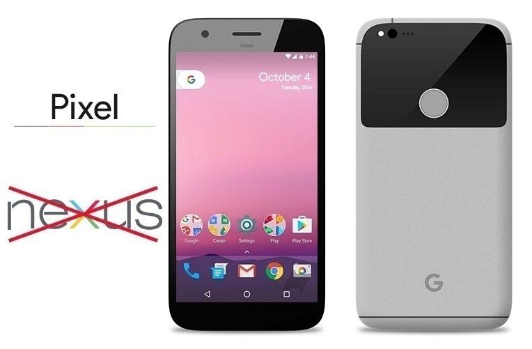 Nexus končí nahradí je Pixel – náhleďák