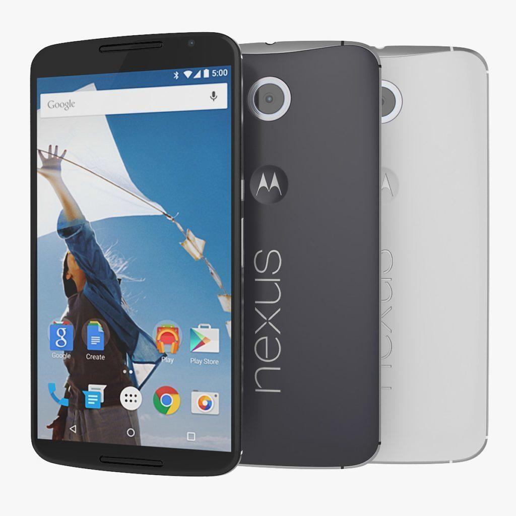 Také Nexus 6 je na seznamu čekatelů