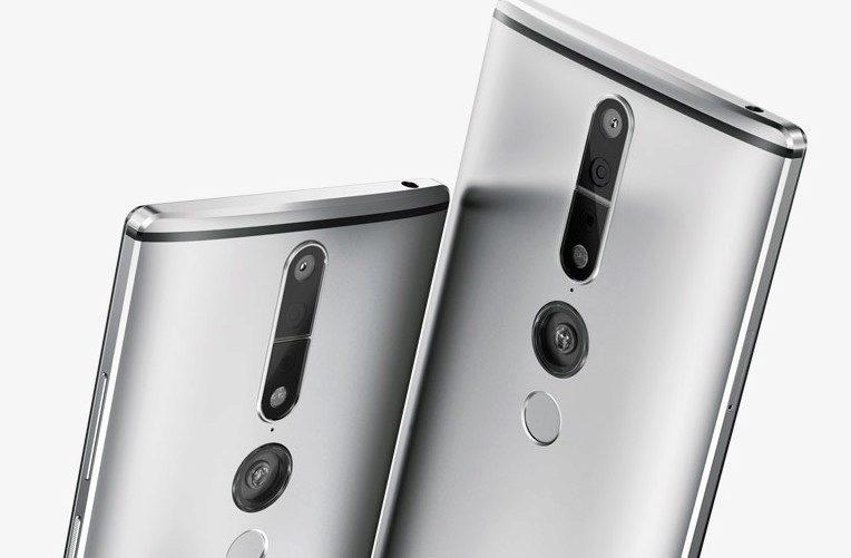Project Tango telefon