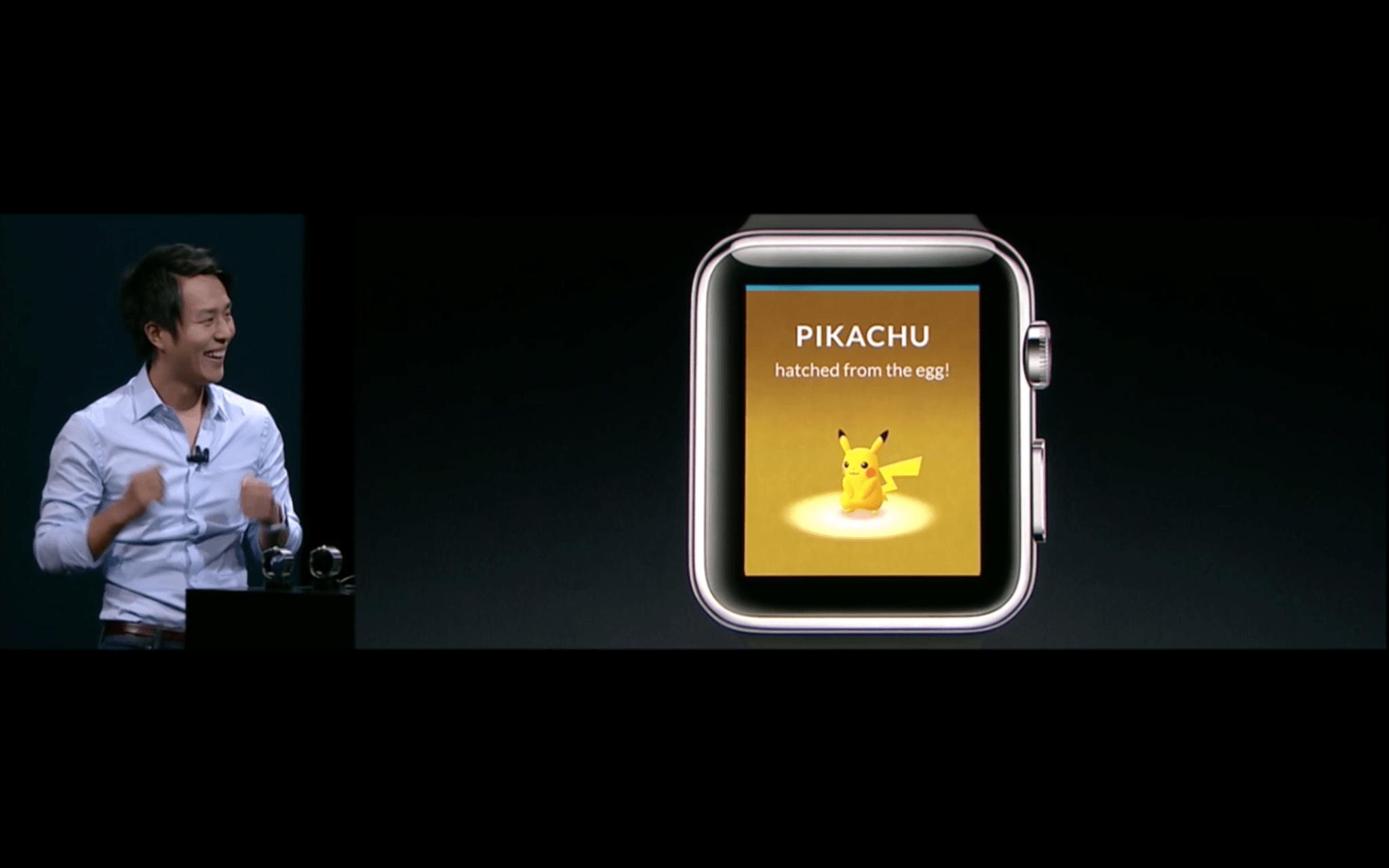 Takto vypadá hra na hodinkách Apple Watch