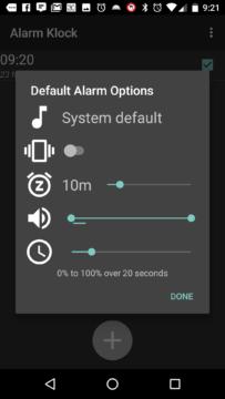 Alarm Klock
