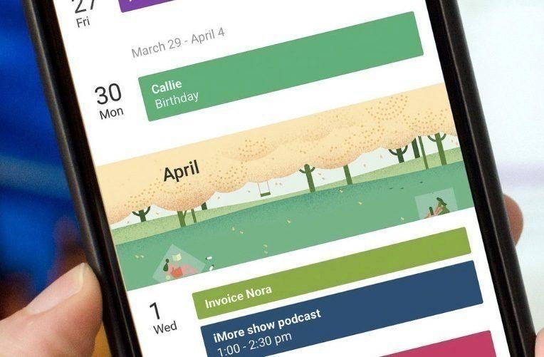 trik pro Google Kalendář