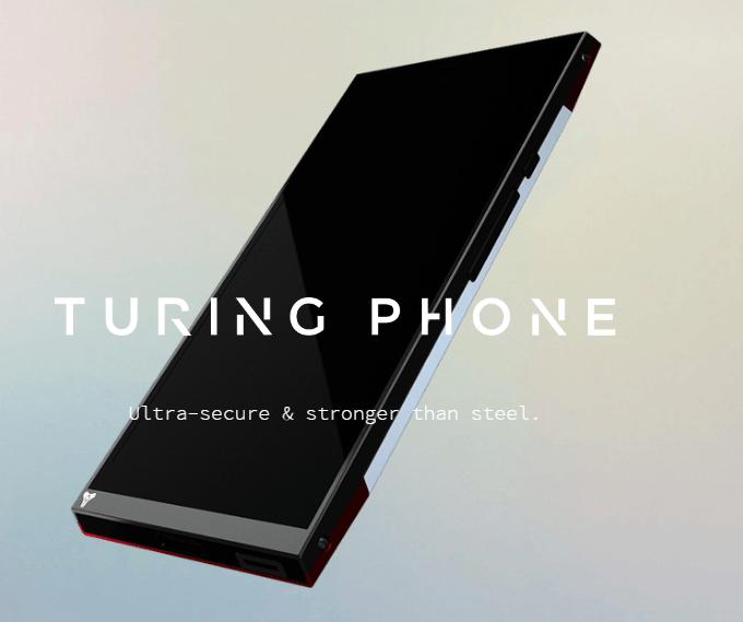 Turing Phone - jediný dosud vydaný smartphone TRI