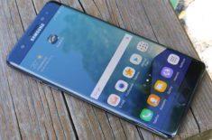 telefon Galaxy Note 7