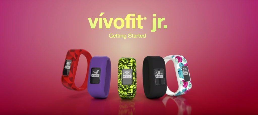 Garmin vívofit jr.: chytrý náramek, který ohlídá zdravý život dětí
