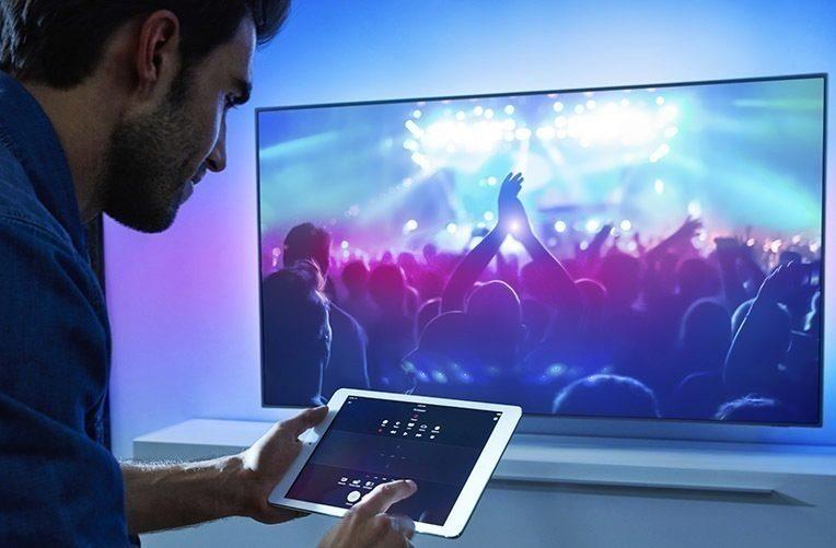 chytré televizory s Androidem