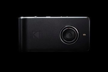 Kodak Ektra však zezadu překvapí