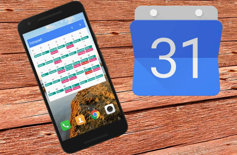 Google Kalendář 5.6.2