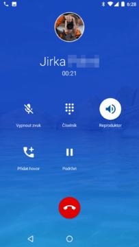 google-phone-5-1-probihajici-hovor