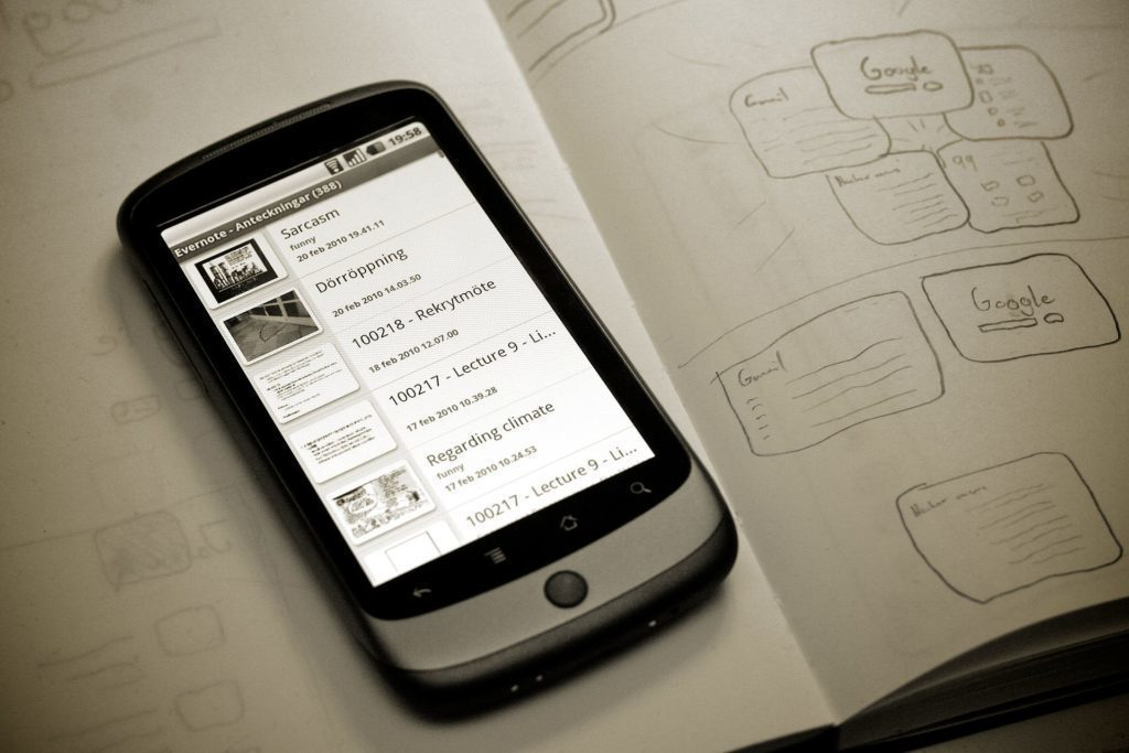Nexus One (autor: Johan Larsson)