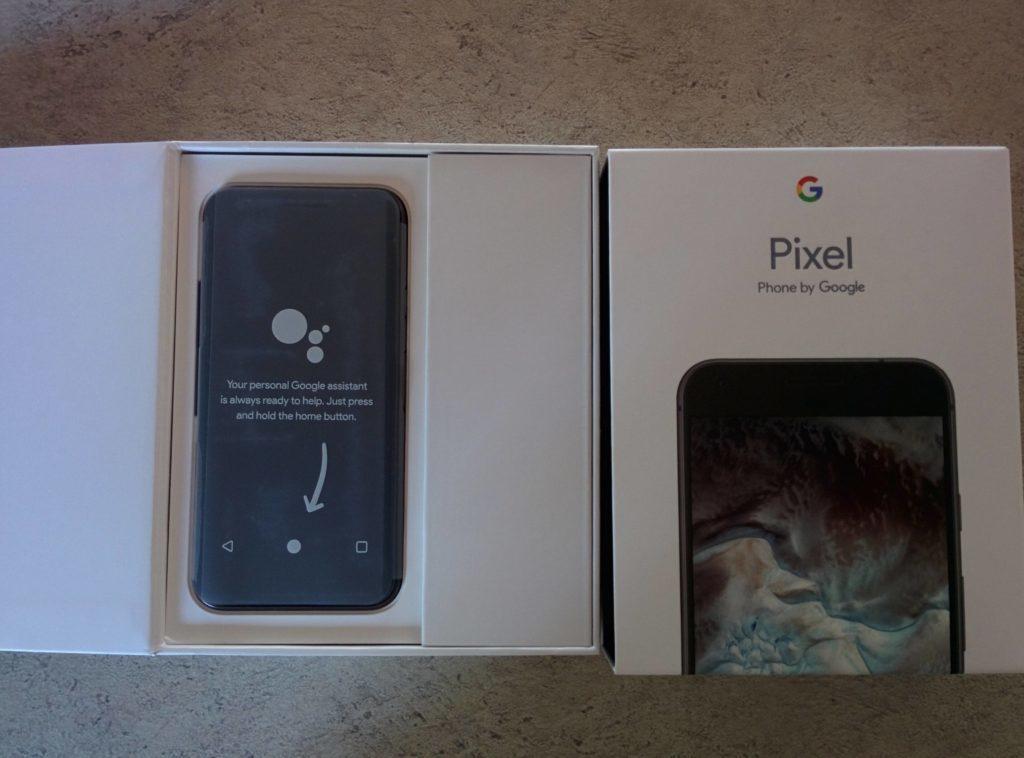 Šťastlivec dostal Google Pixel od operátora Telstra o týden dříve