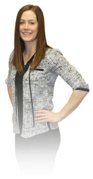 Chiropraktička z Lakeshore Dr. Krista Revenberg