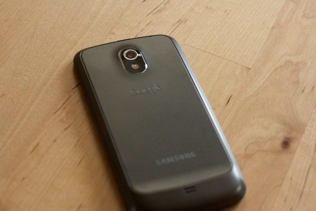 Galaxy Nexus (autor: Frédéric Pereira)