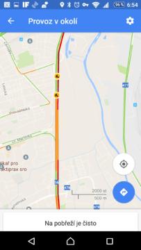 Skutečná dopravní situace v Ostravě