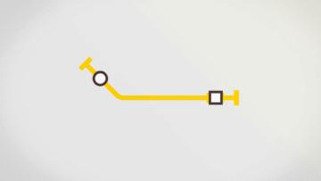 Spojení dvou stanic