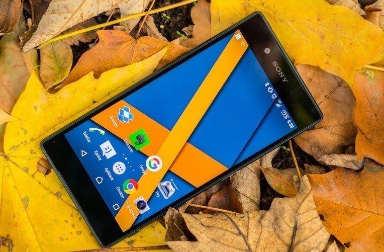 Sony Xperia Z5 –  náhledový obrázek