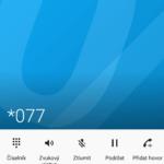 Sony Xperia Z5 – systém,  volání